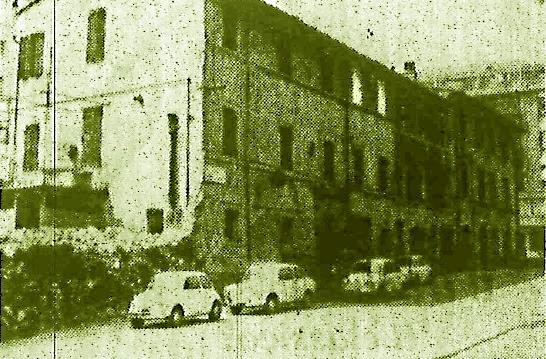 Via Barbarasa, demolite le case nel centro di Terni