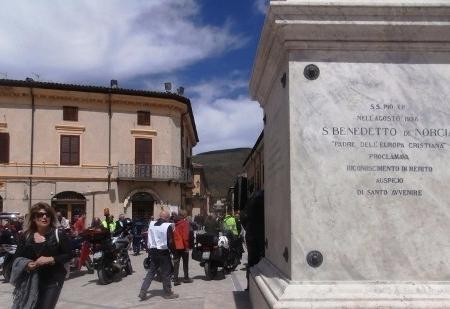 Norcia Wonder Umbria terremoto 2016