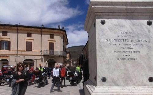 Wonder Umbria, moto e solidarietà