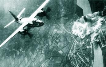 Bombardieri su Terni