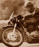 Tonino Trittici su Perugina 175 Giro d'Italia del 1956