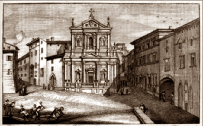 Perugia 1897: omicidio-suicidio nel collegio dei Filippini