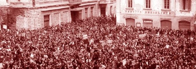"""24 ottobre 1953: l'accordo sui tremila licenziati dalla """"Terni"""""""