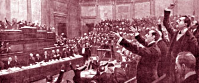Elezioni del 1876:  i nove deputati umbri eletti