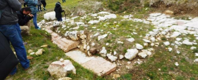 Carsulae, città dell'epoca romana svela altri segreti