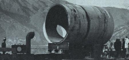 Terni acciaieria condotta caldareria