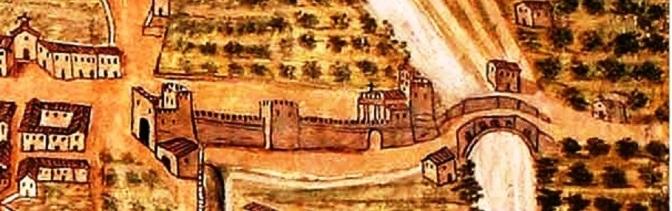 1500: il Nera fa danni, ponte Romano intransitabile