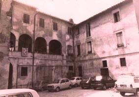 1980, Palazzo Morandi (Carlo ANGELETTI)