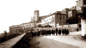 Americano lascia l'eredità alle città di Perugia e Assisi