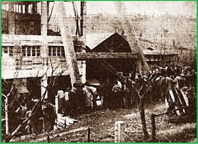 1955, tragedia a Morgnano: il grisou uccide 24 minatori