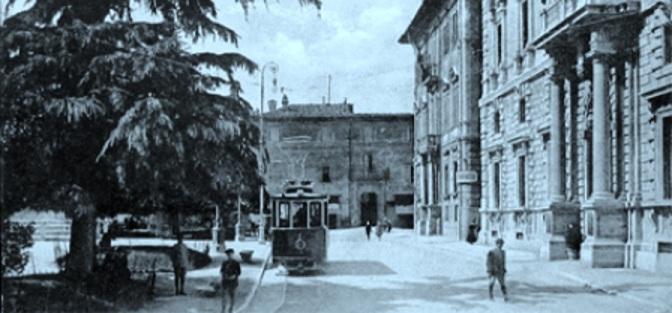 1861, nasce la Provincia di Perugia che comprende pure Terni e Rieti