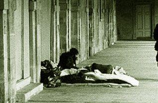 1973, barbone di Stroncone assassinato a Perugia a colpi di pietra