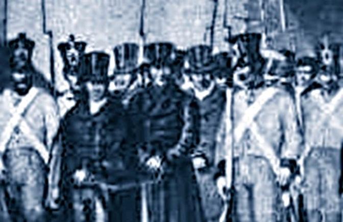 1838, carbonari ternani condannati a dieci di galera