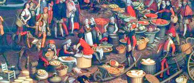 1546: Terni promuove le sue fiere in Italia e all'estero
