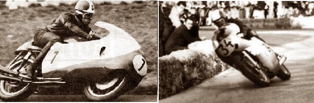1959, Venturi 1° e Liberati 3° alla prima gara di campionato italiano