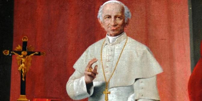 Il Grifo Magico di papa Leone XIII