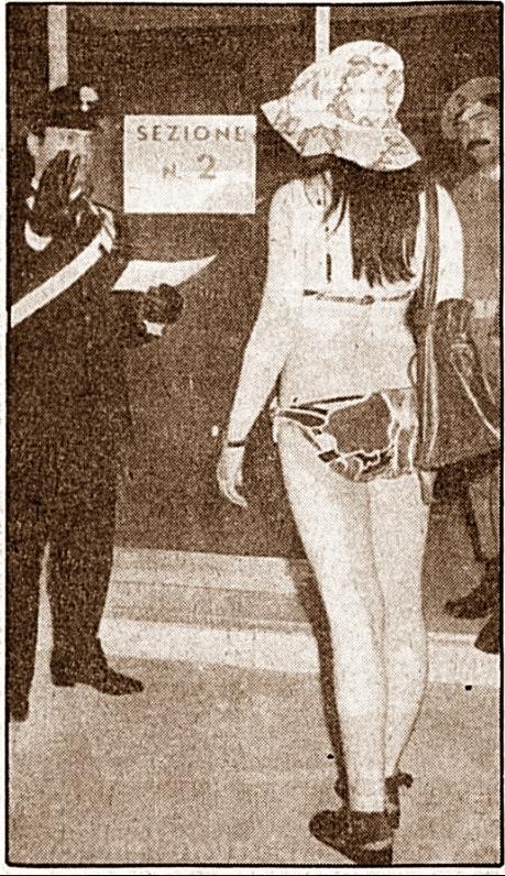 foto elezioni 1972