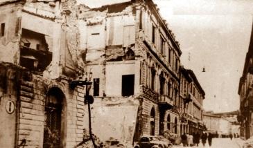 Corso Tacito angolo via Mancini