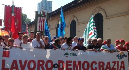 sciopero Terni