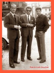 da sin: Meregalli, Viciani, Cardillo