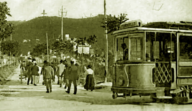 Tram terni arrone